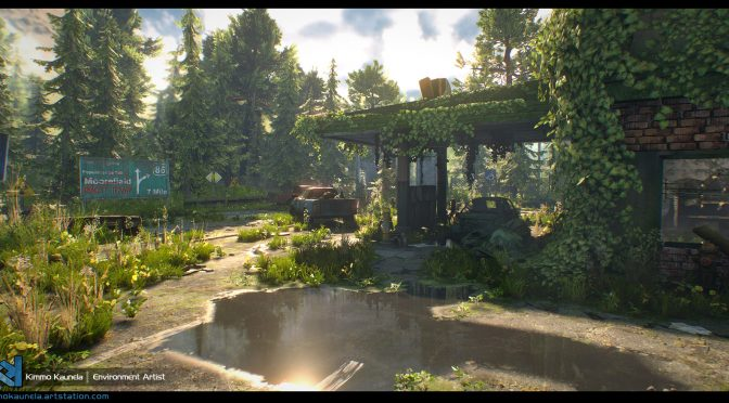 Here is what The Last Of Us could look like in Unreal Engine 4