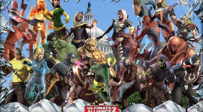Marvel: Ultimate Alliance 1 & 2 are a mess on the PC - DSOGaming