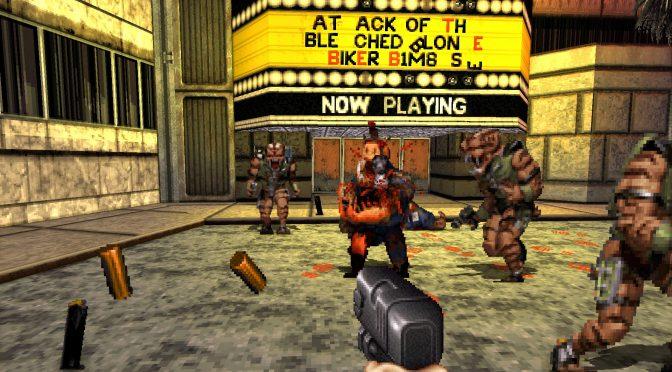 Duke Nukem 3D: World Tour Leaked, First Screenshots