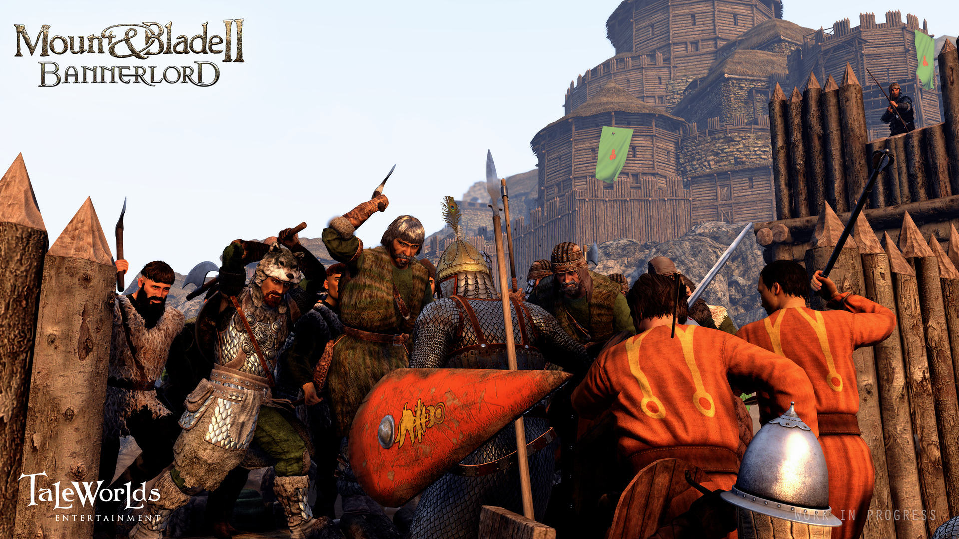 Mount & Blade II: Bannerlord - New screenshots & Gamescom