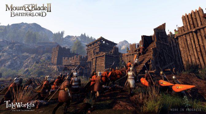 Mount & Blade II: Bannerlord – New screenshots & Gamescom 2016 gameplay trailer