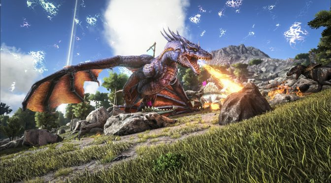 ARK: Survival of the Fittest gets mod support, re-integrated into ARK: Survival Evolved