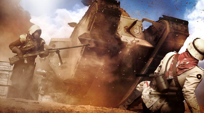 Battlefield 1 – Open Beta 4K Screenshots