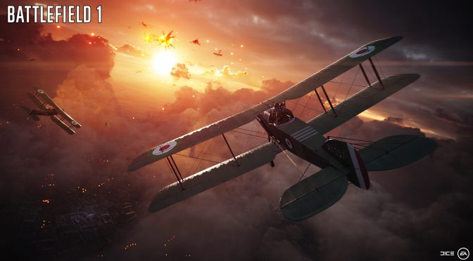 DICE will end monthly support for Battlefield 1 in June 2018