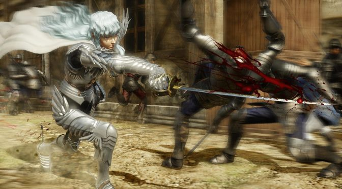 BERSERK gets news gameplay trailer, focusing on Griffith
