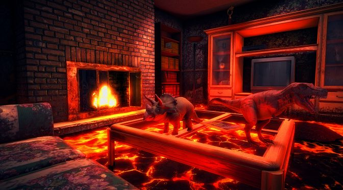 Hot Lava is a new first-person parkour-survival game, gets first gameplay trailer