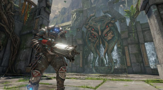 Quake Champions will be free to play, will let players purchase all champions via Champion Pack