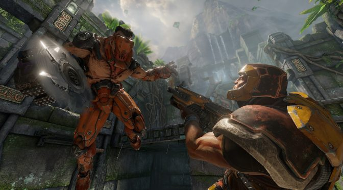 Quake Champions – Closed beta sign-ups are now open