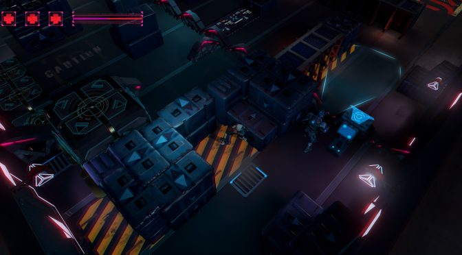 Quantum Replica is an action stealth game that is coming to the PC in Q1 2017