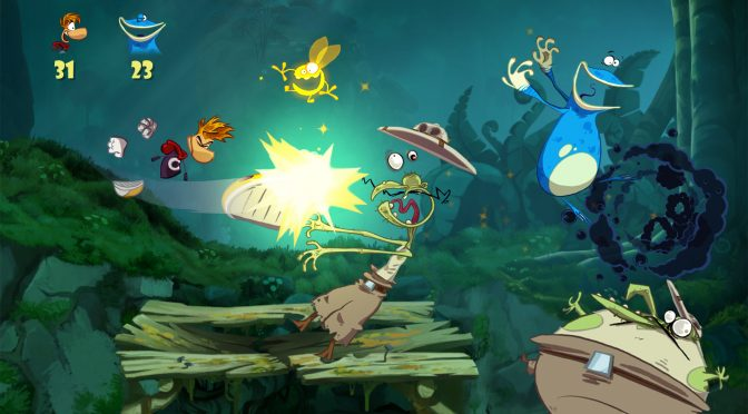 Ubisoft offers Rayman Origins for free, available for download right now