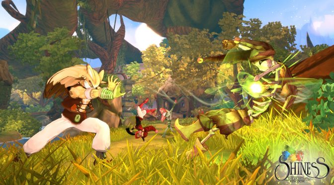 Shiness: The Lightning Kingdom gets Gamescom 2016 trailer, releases at the end of this year