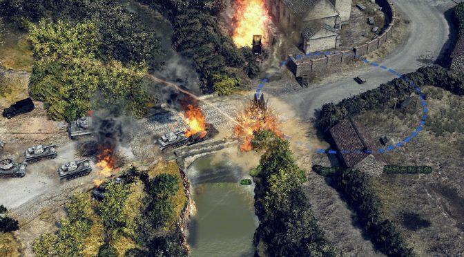 Sudden Strike 4's beta phase begins today