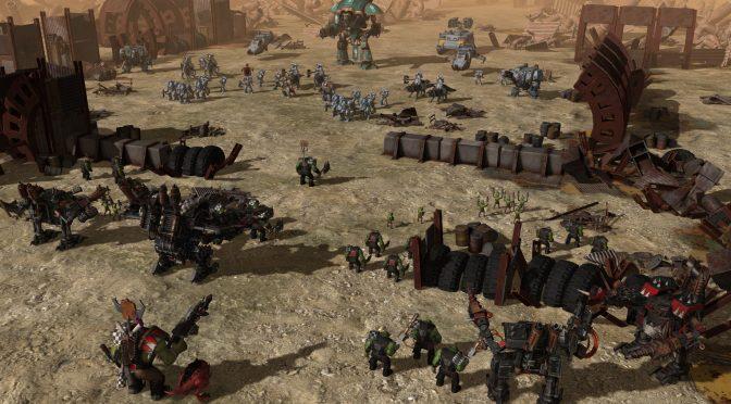 Warhammer 40K: Sanctus Reach announced, coming to Steam in Q4 2016