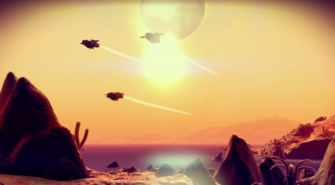 No Man's Sky now supports the Vulkan API on the PC, improving overall performance