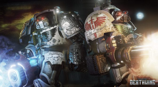 Space Hulk: Deathwing – FPS powered by Unreal Engine 4 – gets brand new beautiful screenshots