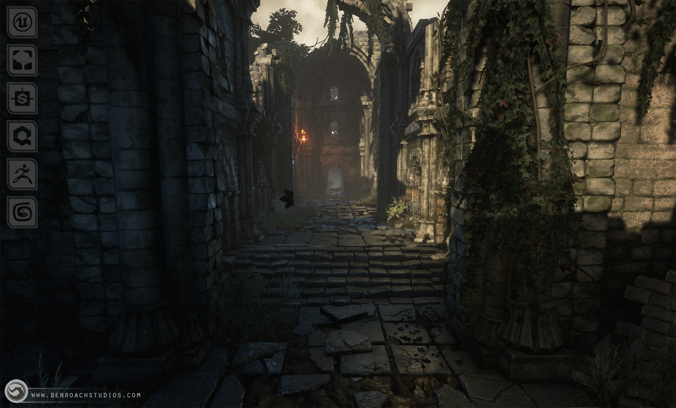 This 3D artist has faithfully recreated Dark Souls 3\'s environment ...
