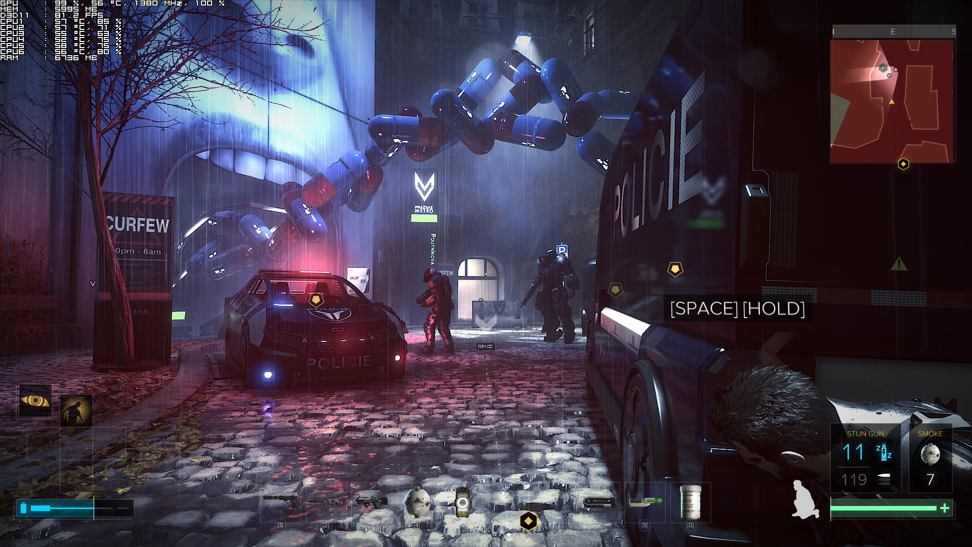 Deus Ex: Mankind Divided - DX12 patch is now available