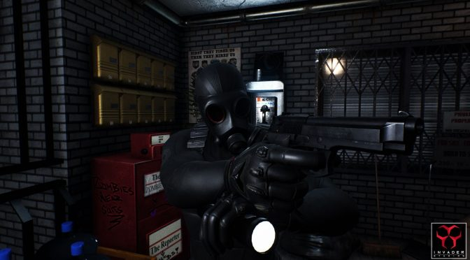 Kickstarter campaign launched for Resident Evil-inspired title, Daymare: 1998