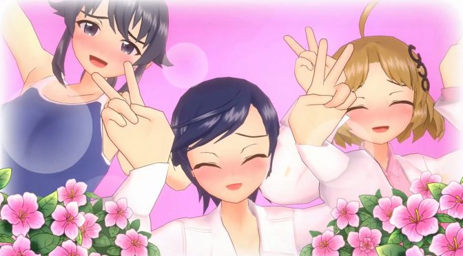 Gal*Gun: Double Peace is now available on Steam