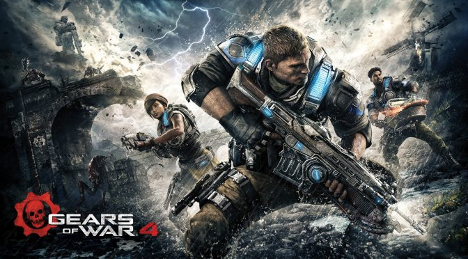 Gears of War 4 – September update comes with new maps, achievements and matchmaking improvements