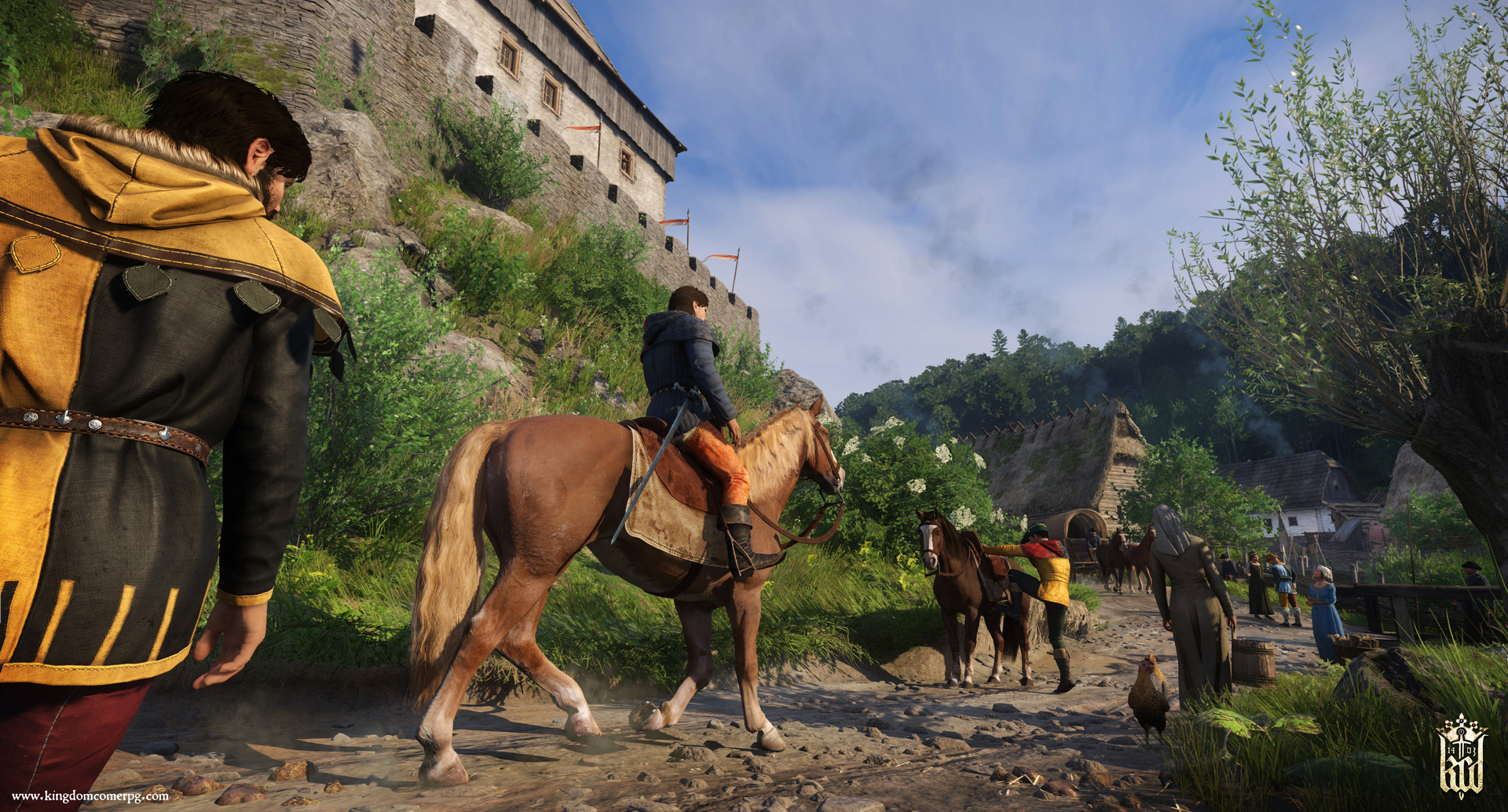 Kingdom Come: Deliverance mods improve lockpicking, make