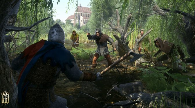Kingdom Come Deliverance Update 1.8.1 has been released, full patch release notes revealed