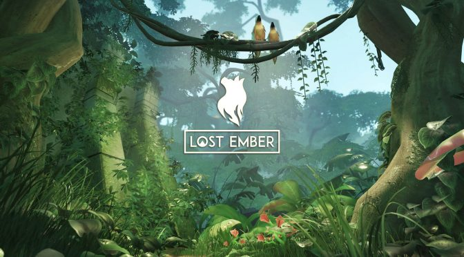 New details revealed for storydriven third-person exploration adventure game, Lost Ember