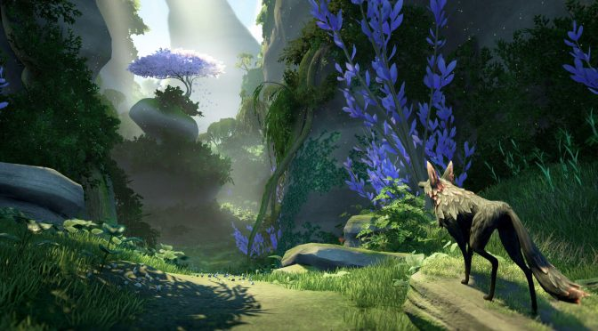 Storydriven 3rd-person exploration adventure game, Lost Ember, gets a Kickstarter campaign on October 11th