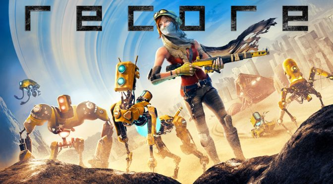 ReCore demo is now available on Windows Store