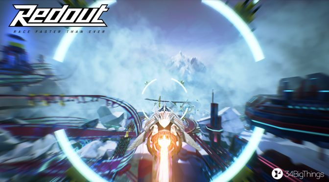 Redout – futuristic racer inspired by F-Zero, WipeOut and Rollcage – is now available