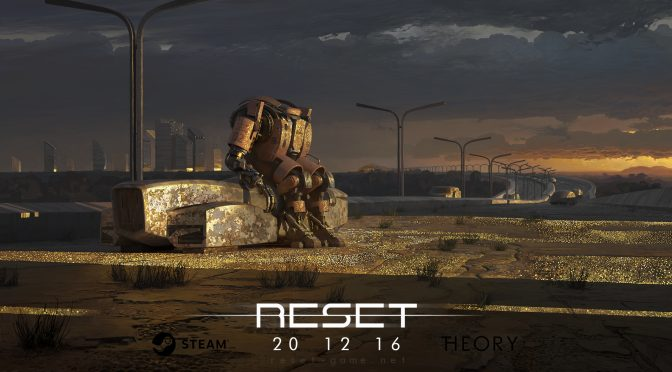 Reset – Single-player co-op first person puzzle game – releases on December 20th