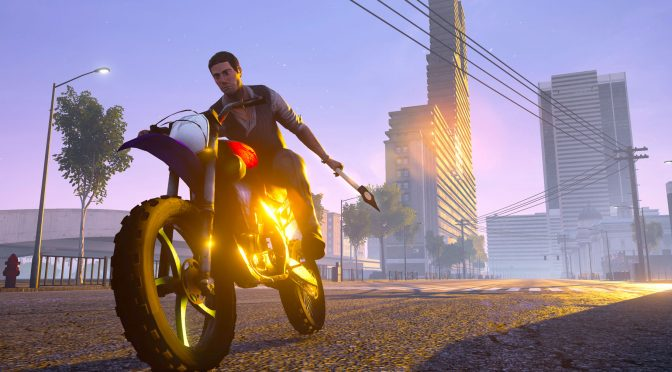Road Rage is a new open-world motorcycle game inspired by Road Rash, gets new gameplay video