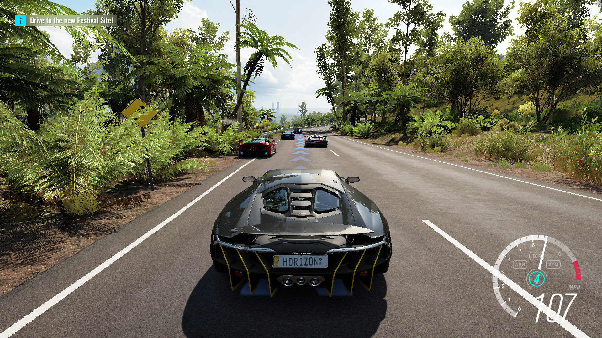 Forza Horizon 3 - PC Performance Analysis - DSOGaming