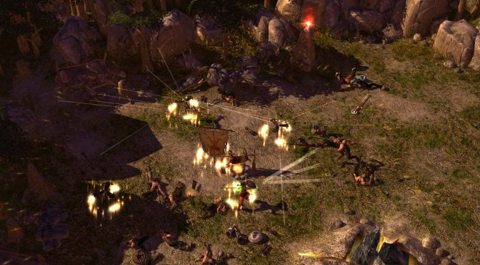 Titan Quest Anniversary Edition is now available, free to all existing owners