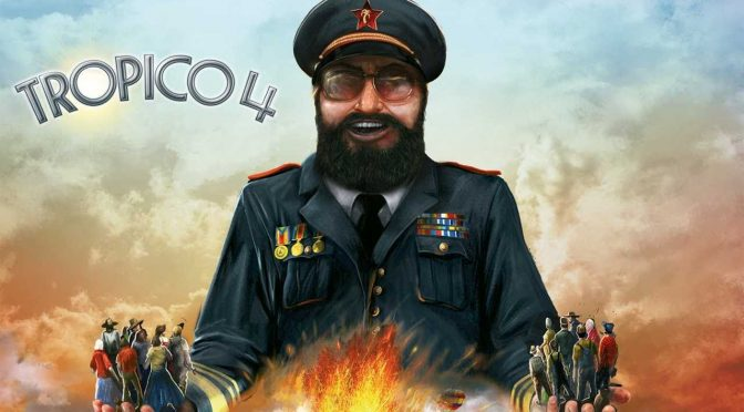 Tropico 4 is now available for free on the Humble Store