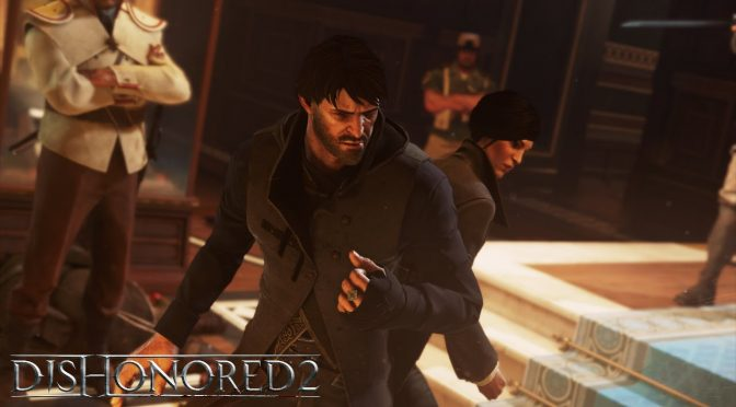 Dishonored 2 – PC free trial is now available on Steam