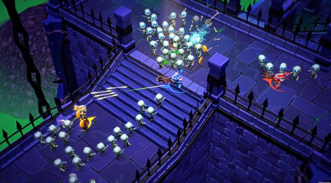 Super Dungeon Bros' beta phase begins on October 14th