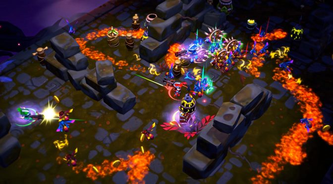 Super Dungeon Bros is now available