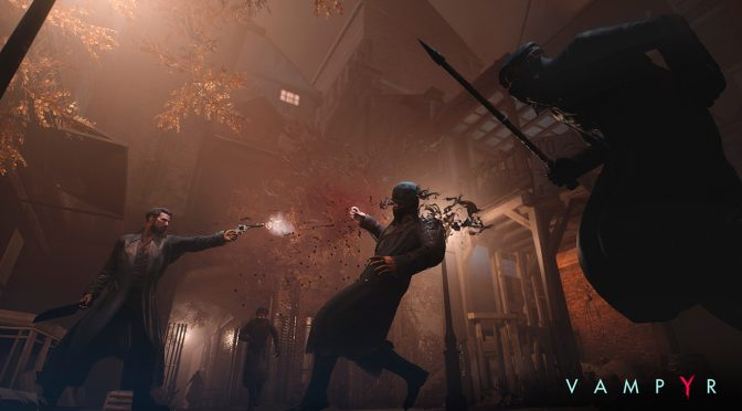 New Vampyr video shows 6 minutes of brand new gameplay footage
