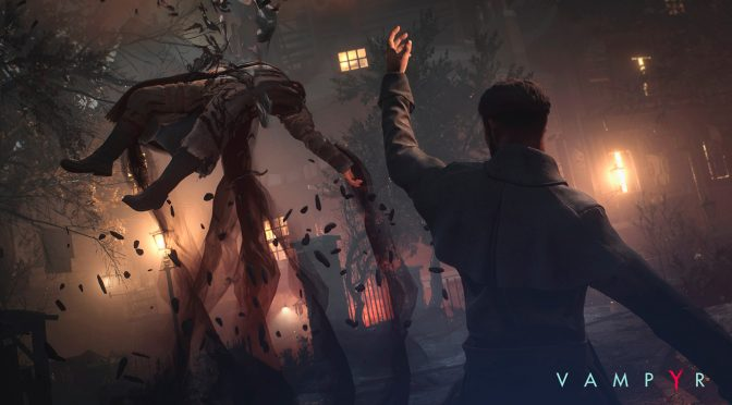 Vampyr will receive two new game modes, Story Mode and Hard Mode, later this Summer