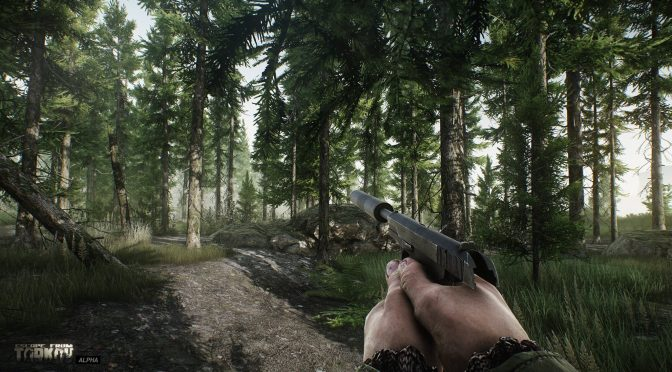 New beautiful screenshots released for Escape from Tarkov, showcasing improved visuals