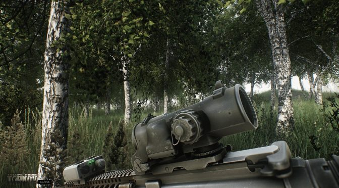 Escape from Tarkov – More screenshots showcasing the game's improved visuals