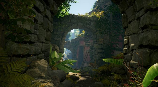 3D artist creates an Uncharted 4-inspired environment in Unreal Engine 4