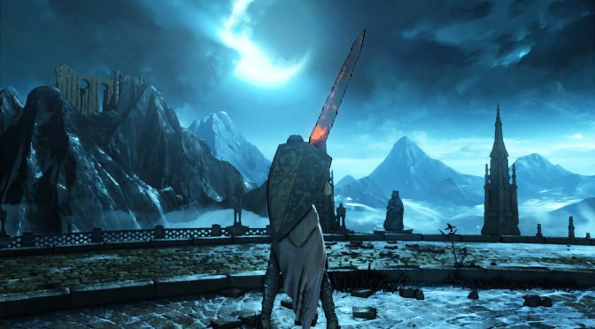 This Reshade mod turns Dark Souls 3 into a cel-shaded game