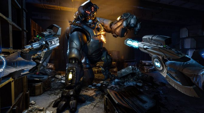 4A Games announces its new VR first-person shooter, Arktika.1