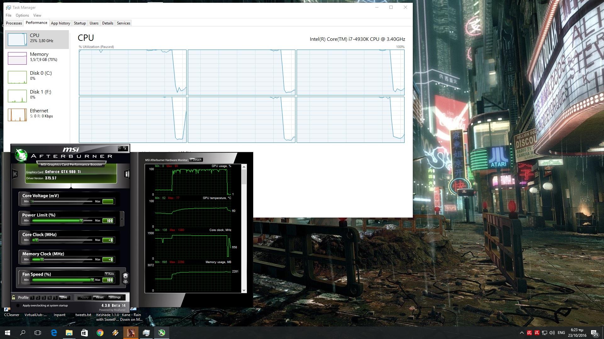Battlefield 1 - PC Performance Analysis - DSOGaming