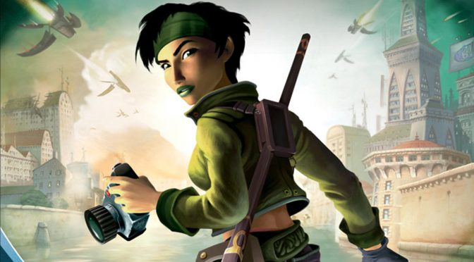 Ubisoft offers Beyond Good & Evil for free, available for download right now