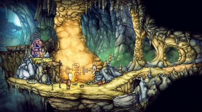 Daedalic's puzzle adventure game, Candle, is now available