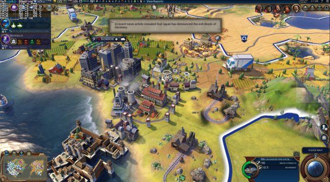 Sid Meier's Civilization VI – DX11 versus DX12 performance comparison