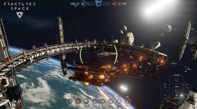Free-to-play Fractured Space passes one million players milestone